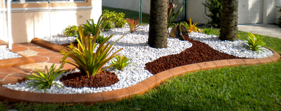 South florida tropical landscaping ideas car interior design for Florida landscape design