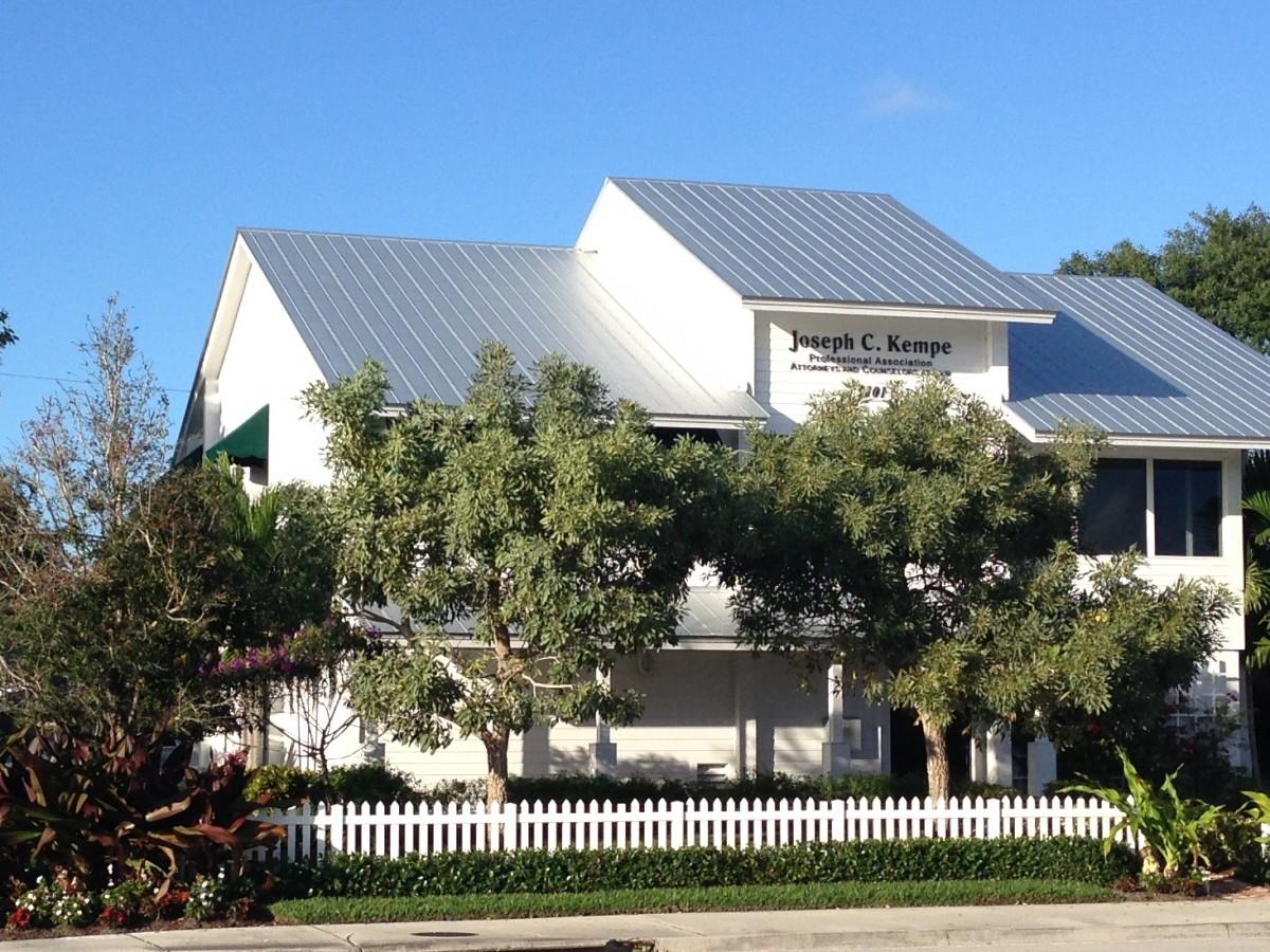 Office Building Renovation in Stuart, FL