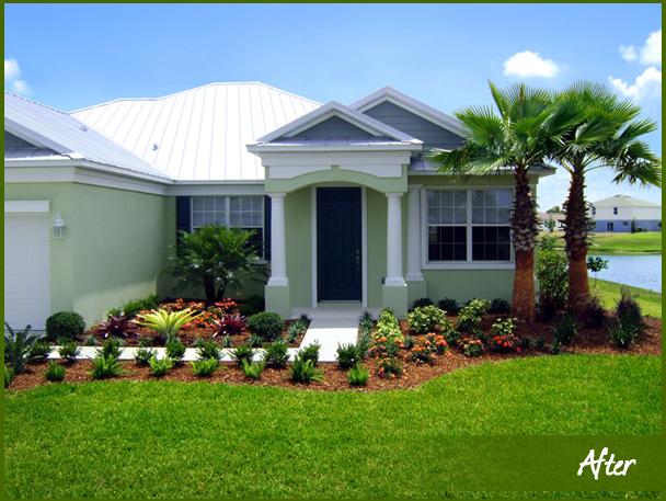 florida landscape design ideas - Florida Landscape Design Ideas