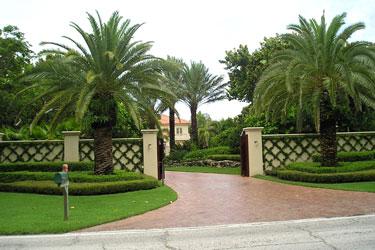 Landscape design ideas for Entrance landscape design