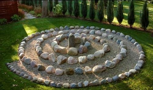 Japanese garden design principles