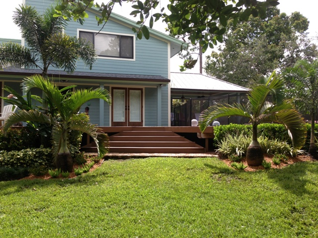 Tropical Landscape Design Palm Beach Gardens FL