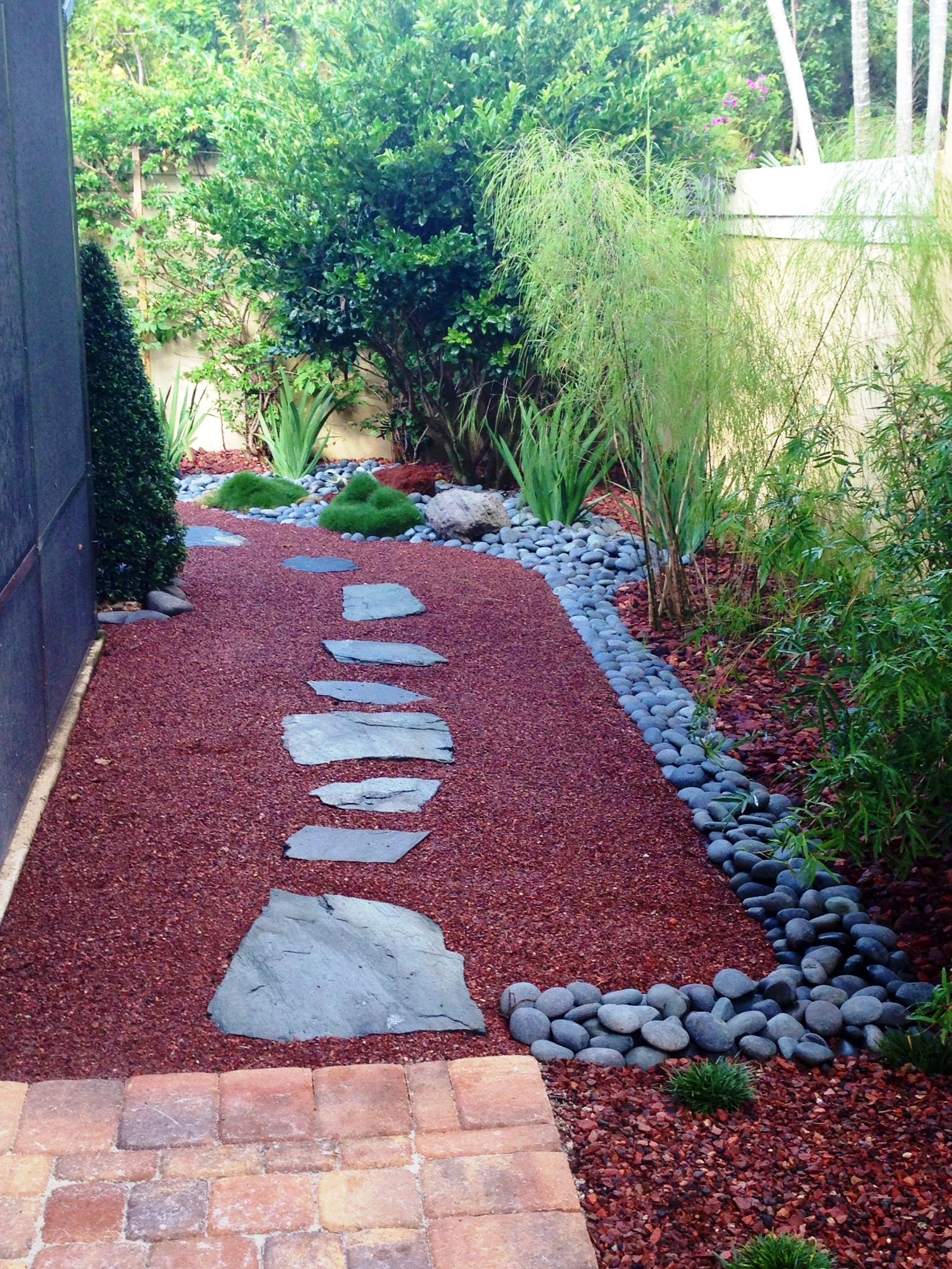 » Asian Garden for Jupiter, Florida by Eileen G Designs on Backyard Japanese Garden Design Ideas id=84489